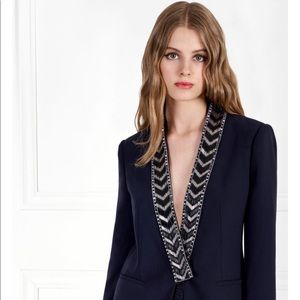 Rachael Zoe Mya Embroidered Blazer